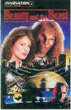 Beauty and the Beast # 1 (based on TV series, painted art) (USA, 1993)