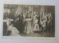 Kaiser Wilhelm  mit Familie bei der Taufe  1908 ♥ (41155)