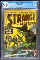 Strange Tales #29 CGC 5.0 Atlas Comics 1954