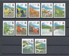 BRITISH INDIAN OCEAN TERRITORY 2009 SG 414/25 MNH Cat £38