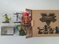 Street Fighter Miniatures Board Game Charakter Pack 4: SF V (NEW)