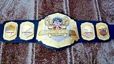 MMA UFC Hand Made Strikeforce championship replica belt.Adult size