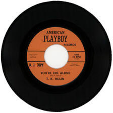 "T. K. HULIN  ""YOU'RE HIS ALONE""  DEMO   NORTHERN SOUL"