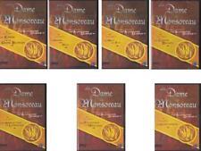 LOT 7 DVD NEUF INTEGRALE LA DAME DE MONSOREAU D'APRES L'OEUVRE D'ALEXANDRE DUMAS