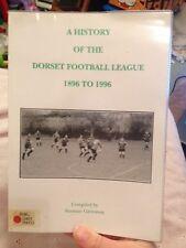 A History Of The Dorset Football League 1896-1996 Norman Gannaway