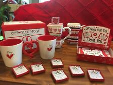 Lot Of valentine Gifts