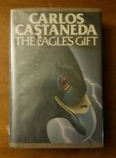The Eagle's Gift Carlos Castaneda Hardcover Former Library Book Nice!!!