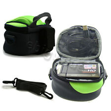 NEW Green Camera Case Bag for Nikon COOLPIX S3300 S8200 S9200 P310 S6300 S9100