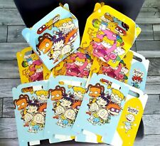 RUGRATS CUPS PLATES BIRTHDAY PARTY DECORATION SUPPLIES BALLOON CUPCAKE TOPPER