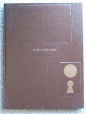 1982 J. D. DARNALL HIGH SCHOOL YEAR BOOK GENESEO, ILLINOIS  UNMARKED!