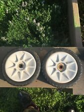 2 Lawn Boy Rear Drive Wheels Part # 92-1042 fits Duraforce and other mowers
