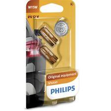 PHILIPS Vision WY5W 12V 5W W2,1x9,5d 2er Blister amber Glühlampe - 12396NAB2