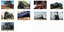 Sammler Motiv-Ansichtskarten mit dem Thema Eisenbahn & Bahnhof