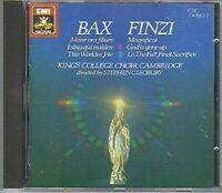 Bax*, Finzi* ; King's College Choir, Cambridge* . Stephen Cleobury