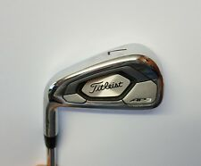 Left Handed Titleist AP3 718 7 Iron S300 Stiff Steel Shaft Golf Pride Grip