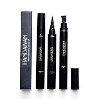 Winged Eyeliner Stamp Waterproof Makeup Womens Eye Liner Pencil Black Liquid·Hot