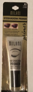 Milani Eyeshadow Primer Nude 0.3 oz Shade 01 Best of Beauty Winner
