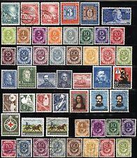 GERMANY #665-696 Deutsche BundesPost Federal Republic Stamps Collection HIGH CV