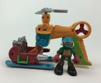 Teenage Mutant Ninja Turtles Half Shell Heroes Raph Drop Copter Playmates 2014