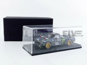 TOP MARQUES COLLECTIBLES 1/43 - FORD F-150 HOONIGAN PICK UP TRUCK - 1977 - TM43-