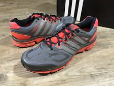 Adidas Supernova Sequence 6 Running Shoes Atomic Red Q21470 Mens Size 13