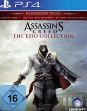 PlayStation 4 figuras assassins creed trilogía Ezio col 2+ Brotherhood + Revelations nuevo