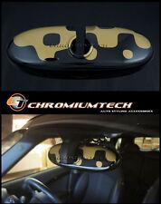 MINI Cooper R60 Countryman R61 Paceman Vivid GOLD Rear View MIRROR Cover NEW