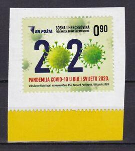 Bosnia Herz -  2020 -  Auflage 900 piece - very rare - MNH