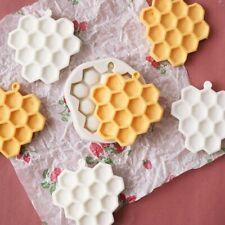 Diy Honeycomb Cakes Molds Silicone Mold Fondant Cake Chocolate Soap Candy
