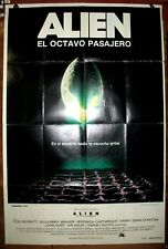 Alien ! orig1Sh movie poster 1979 Sci F