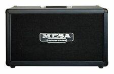 Mesa MMB 02FBBR Boogie 120W 8Ohms Rectifier Guitar Extension Cabinet - Black