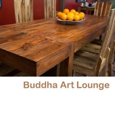 Esstisch Erweiterbar Massiv Holz 120x80 /200x80 Bali Küchentisch Holztisch Honig