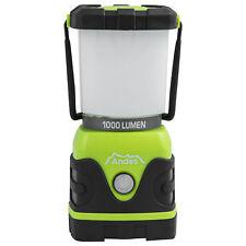 ANDES 1000 Lumen Lamp High Power Portable LED Camping Lantern Torch/flashlight