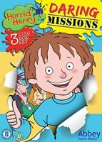 Neuf Horrid Henry - Osée Missions DVD