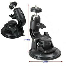 Suction Cup Mount Flexible Tripod Holder for Camera Car Window Stand