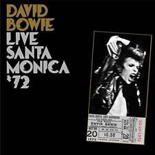 David Bowie-Live Santa Monica'72 (New 2 VINYL LP)