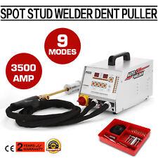 2700 AMP Vehicle Panel Spot Puller Dent Spotter 9 Modes Welding Machine