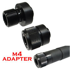 Threaded Barrel Adapter For Walther/Umarex/Colt Rifles - 1/2-28 - FREE SHIPPING!