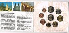 """LUXEMBOURG COFFRET BU """"L'ARCHITECTURE ROMANE AU LUXEMBOURG 2006"""" ref : 16 188 1"""