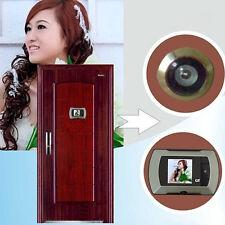 Handy LCD Digital Peephole Viewer Door Eye Doorbell HD Camera Home Door Bell