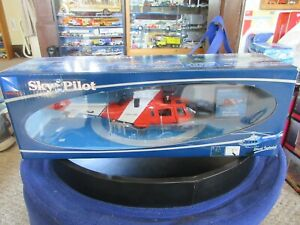 New Ray Agusta A109 Power US Coast Guard USCG 1:43 Helicopter