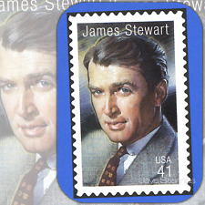 2007 JAMES STEWART  13th Legends of Hollywood  MINT Single 41¢ Stamp  Cat # 4197