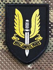 SAS Badge morale patch opscore team wendy AirFrame crye precision