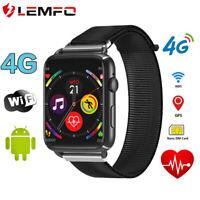 Lemfo LEM10 Smart Watch 4G Reloj inteligente Android 7,1  Cámara Bluetooth Watch