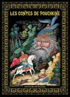 """Livre russe - """"Contes populaires russes"""" en en Français - Souvenir Russe"""