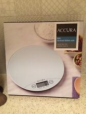 Accura Hera Electronic Kitchen Scales