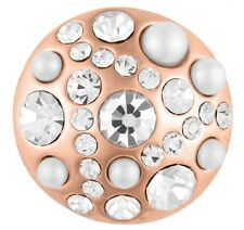 Ginger Snap Jewelry Fizz Rose Gold Sn31-49 Buy 4, Get 5Th $6.95 Snap Free