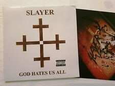 SLAYER 5 LP Vinyl Pack #2 World Painted Christ Repentless * Deicide Exhorder DRI