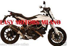 14014 MARMITTA SCARICO TERMINALE LEOVNICE NERO DUCATI HYPERMOTARD 821 2015>>