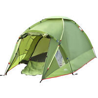 MoKo Waterproof Family Camping Tent, 3 Person 4 Season Winter Backpacking Tent